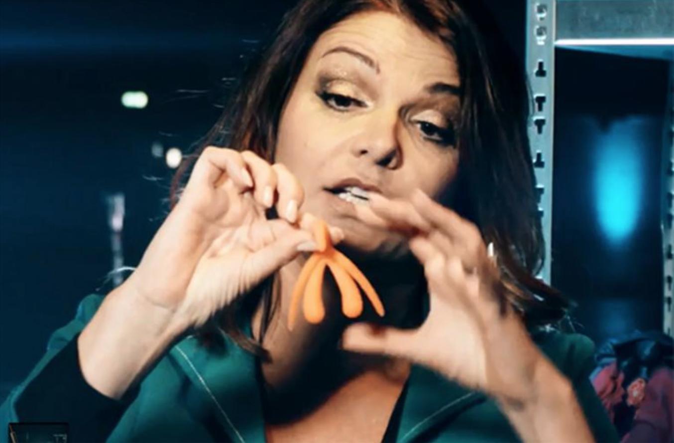 "#Goedele360: ""Hoe groot is de normale clitoris?"""