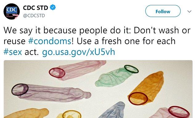 Tweedehands condooms?