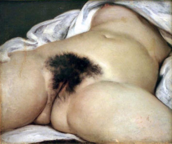 Hear, hear! Beroemdste vulva ter wereld krijgt een gezicht!