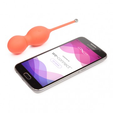 WeVibe Bloom Vibrating Kegelballs