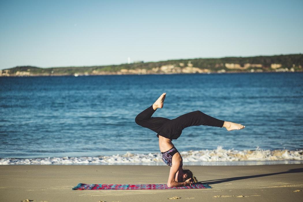 Opwindende yoga