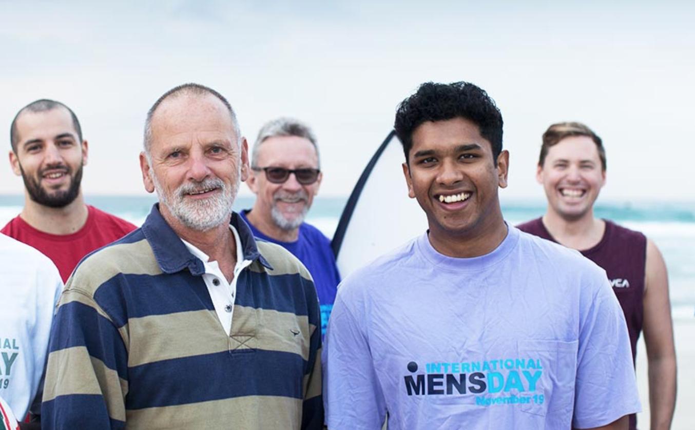 19 november, internationale mannendag!
