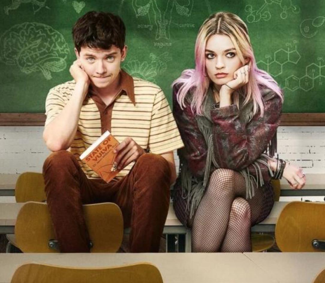 Sex Education seizoen 2 vanaf 17 januari weer op Netflix