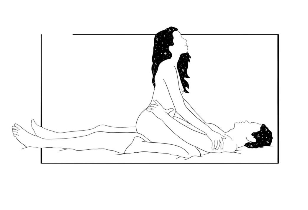 Seksstandjes tegen kroketjes-kilo's