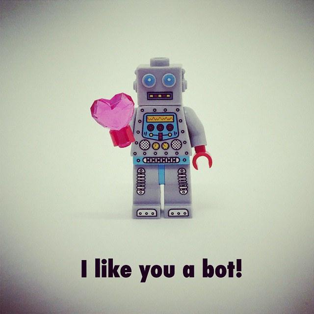 Olala, daar zijn de mannelijke sexrobots!