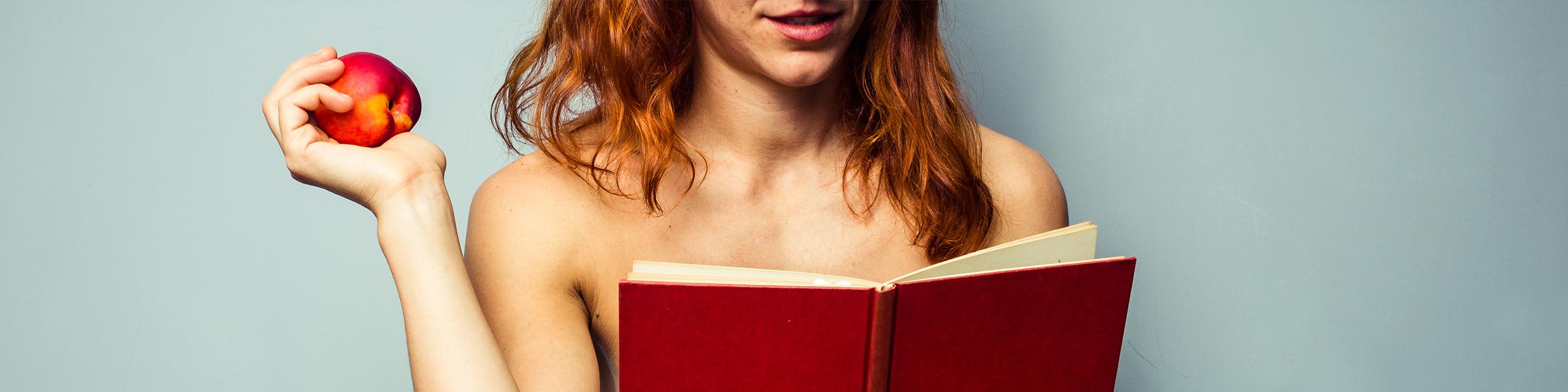 Help Goedele haar vernieuwde Vaginaboek schrijven