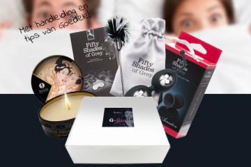 Goedele's kinky box - NU INCLUSIEF de online seksclass!
